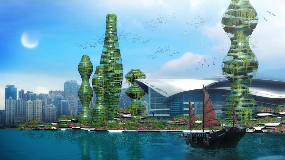 The Cities of Tomorrow